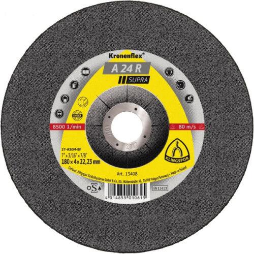 klingspor brusen disk_a24rsu