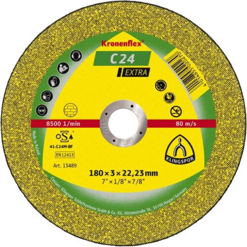 ploca za secenje nemetal klingspor_c24ex