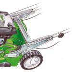 Моторна косилка за трева VIKING MB 248