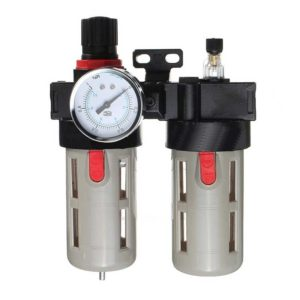 Регулатор на притисок со филтер и манометар