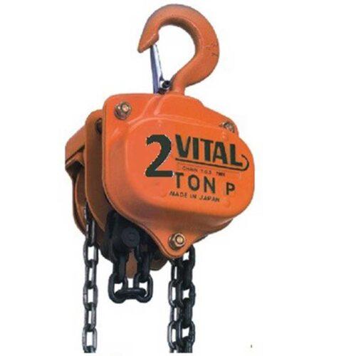 Дигалка за товар рачна 2 Т VITAL