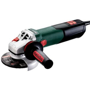 Аголна брусилка METABO WEV 15-125 Quick