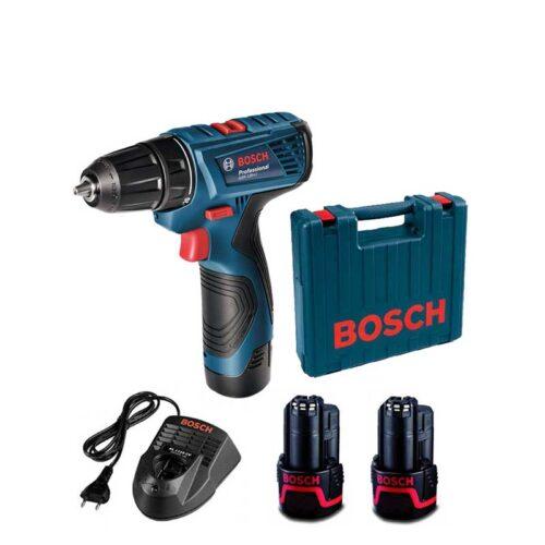Батериски одвртувач BOSCH GSR 120-Li 2x1,5Ah