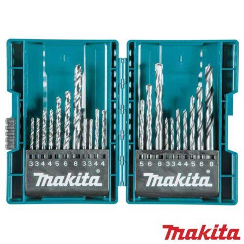 Комбиниран сет бургии 21 бр. MAKITA B-44884