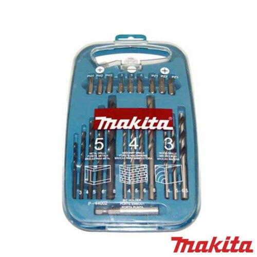 22 делен комплет бургии и битови MAKITA P-44002