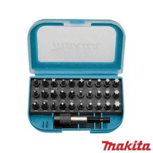31 делен комплет битови MAKITA P-73374