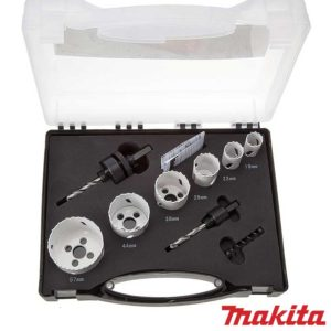 6 делен водоводџиски сет круни MAKITA P-47117