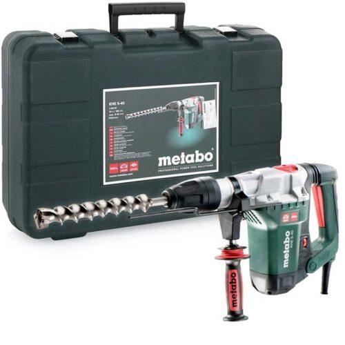 Електропневматски чекан METABO KHE 5-40 SDS MAX