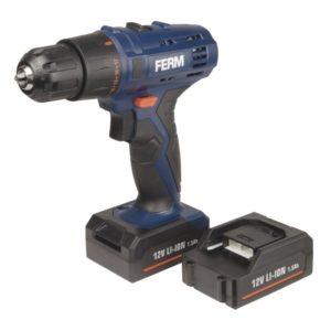 akumulatorska dupcalka FERM 12V-1.5AH CDM1119