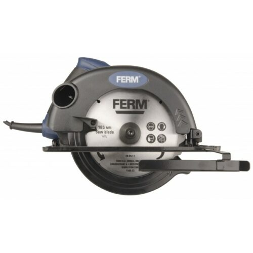 cirkularna pila 1200W-185mm FERM CSM1039