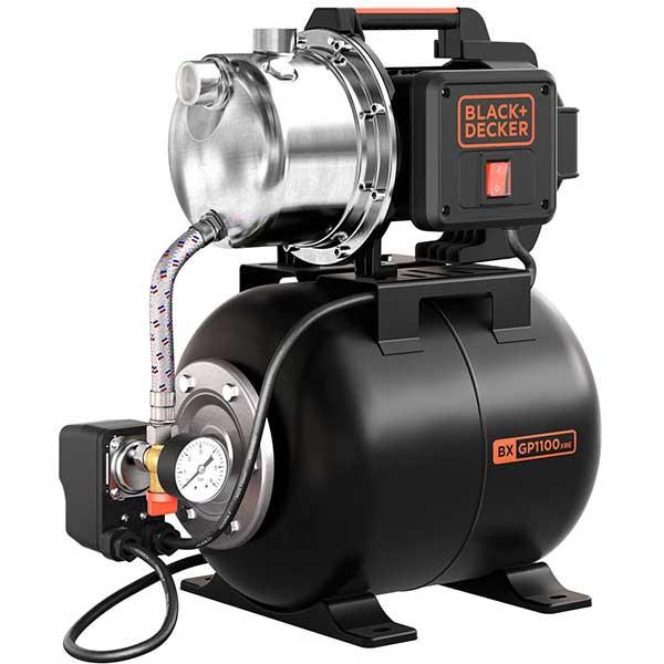 Хидрофор Black+Decker BXGP 1100XBE 1100W
