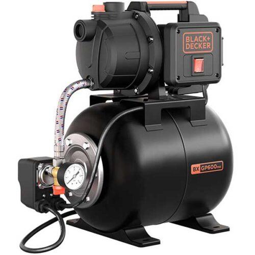 Хидрофор Black+Decker BXGP 600PBE 600W