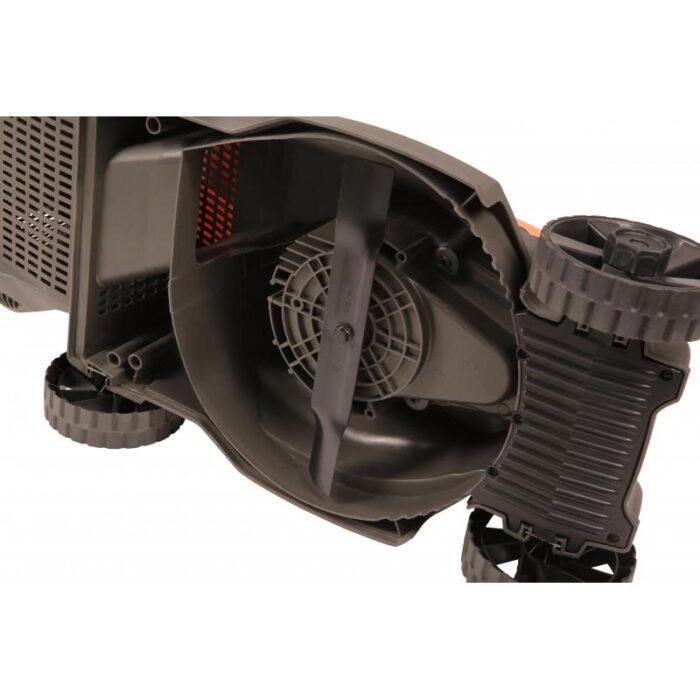 Електрична косилка FERM 1100W-320mm LMM1011
