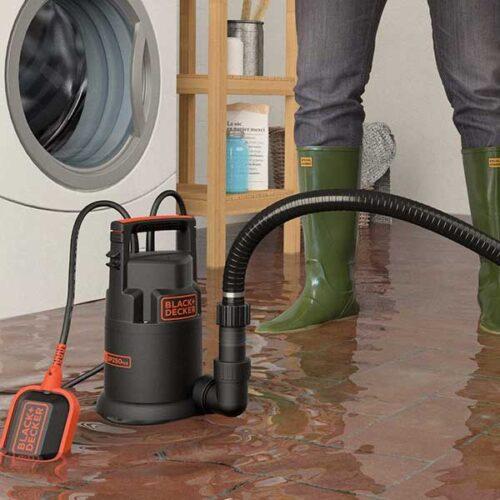 Потопна пумпа Black+Decker BXUP 250PCE 250W