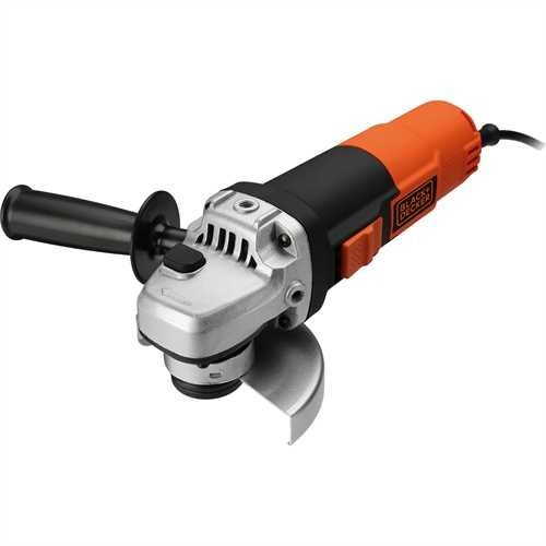 Аголна Брусилка 900W 115mm Black+Decker KG911