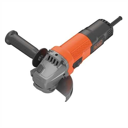 Аголна Брусилка 750W 115mm Black+Decker BEG110