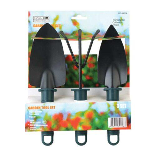 Градинарски сет алатки од метал FARM by WÜRTH