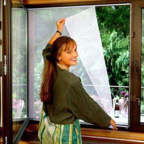 Мрежа против инсекти за прозори