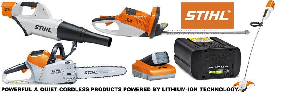 STIHL Li-ion battery