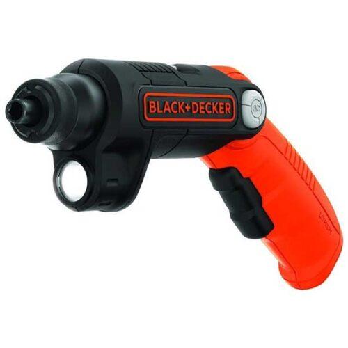Акумулаторски одвртувач Black+Decker BDCSFL20AT 3.6V
