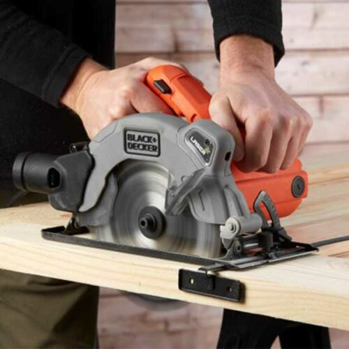 Циркуларна пила Black+Decker CS1250LKA