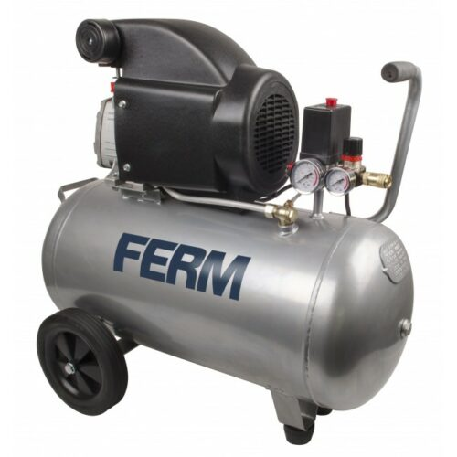 Компресор FERM 2HP-1500W-50L CRM1046