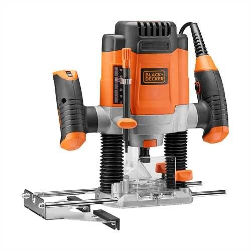 Фреза Black+Decker KW1200E 1200W