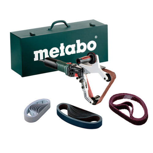 Лентеста брусилка METABO RBE 15-180 SET