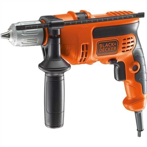 Ударна Дупчалка Black+Decker KR604CRES 600W