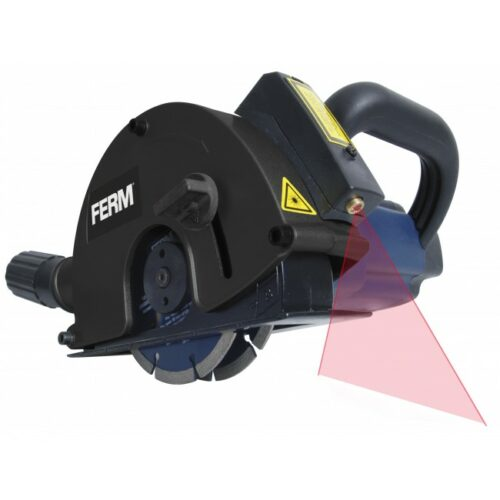 Отсекувач на канали FERM 1700W - 125MM WSM1009