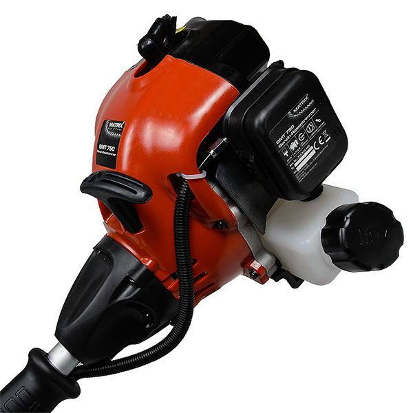 Бензински моторен тример MTX BMT 750