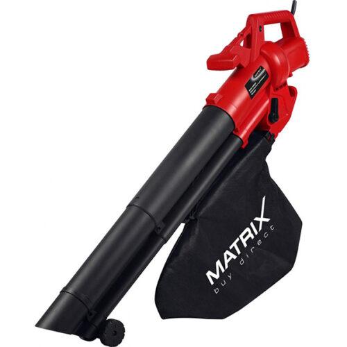Електричен Усисувач-Дувач на лисја MTX EGV 2800