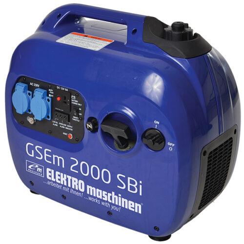 Агрегат за струја REM GSEm 2000 SBi
