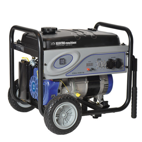 Агрегат за струја REM GSEm 4500 SB