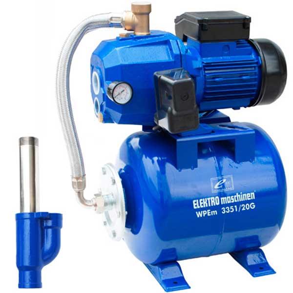 Хидрофор WPEm 3351/24G со инњектор