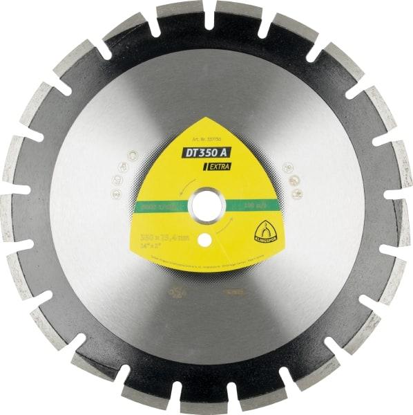 Дијамантски диск за сечење Асфалт Klingspor DT 350 A Extra