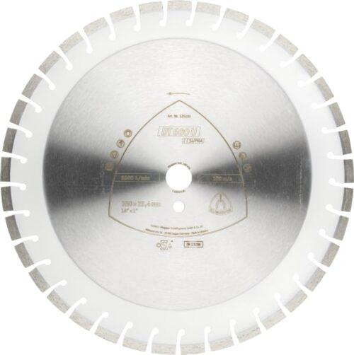Дијамантски диск за армиран бетон Klingspor DT 600 U