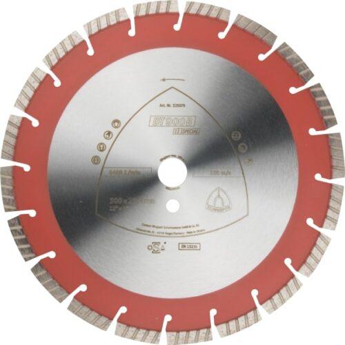 Дијамантски диск за армиран бетон Klingspor DT 900 B