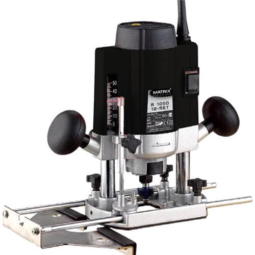 Електрична глодалка за дрво MTX EM-R 1050-12-Set/2
