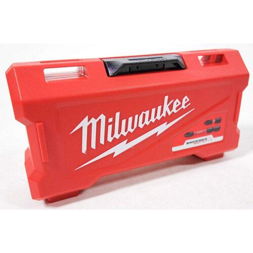 Сет битови за завртки со 24 парчиња Milwaukee Shockwave
