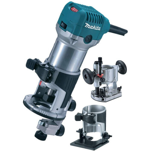 Еднорачна глодалка MAKITA RT0700CX2J