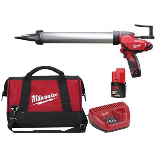 Акумулаторски потиснувач Milwaukee M12 PCG/600A-201B