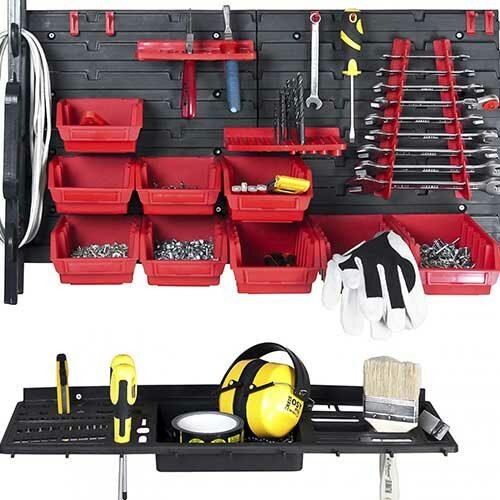 Ѕиден сет за организирање на алат медиум