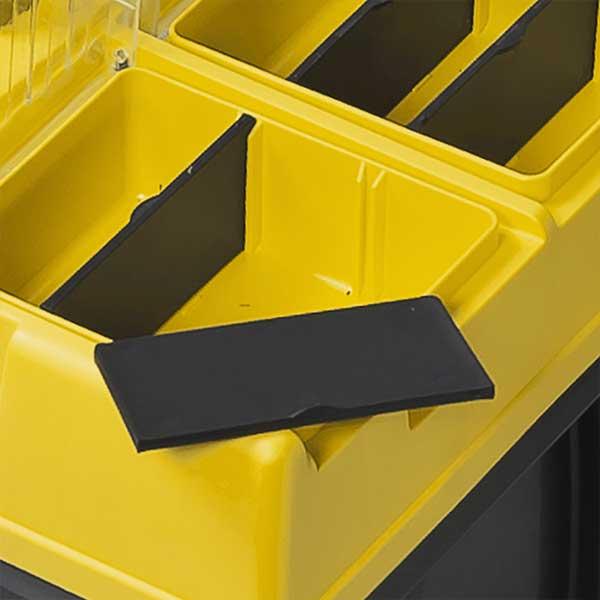 "Кутија за алат STUFF SEMI PROFI 20"" CARBO"