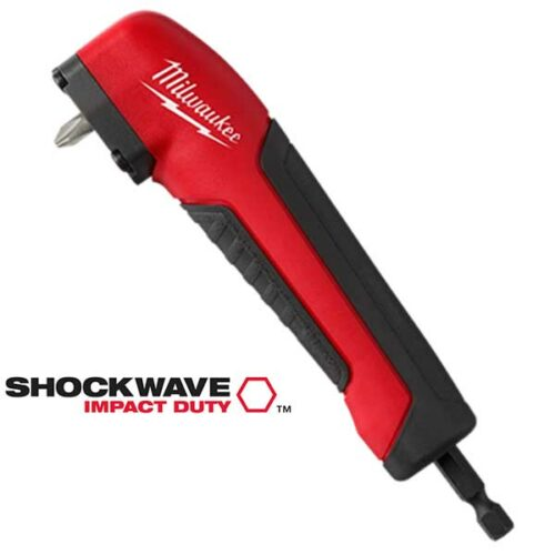 Аголен адаптер со сет 11 битови MILWAUKEE SHOCKWAVE Impact Duty