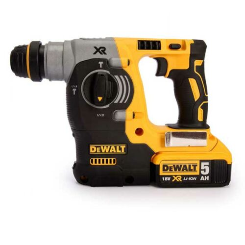 Електропневматска дупчалка 18V XR DeWALT SDS PLUS DCH273P2