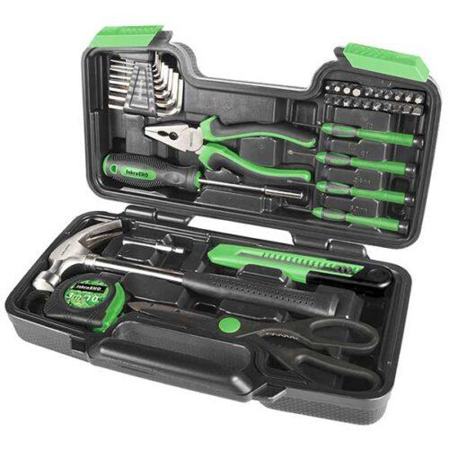 Гарнитура алати Iskra ERO 39 со 39 парчиња во куфер