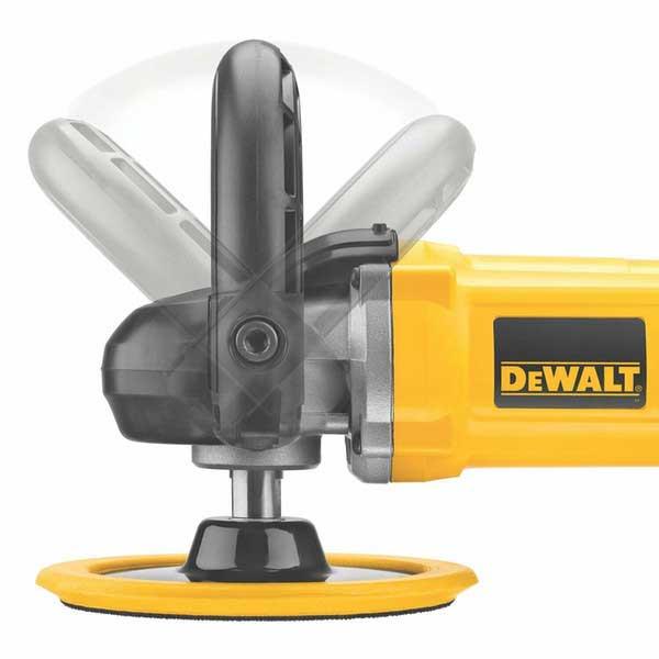 Аголна полирка 180mm DeWALT DWP849X
