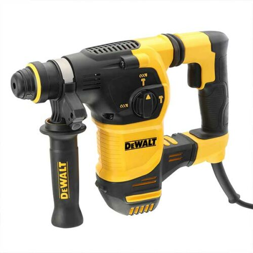 Електропневматска дупчалка 30mm SDS PLUS DeWALT D25333K
