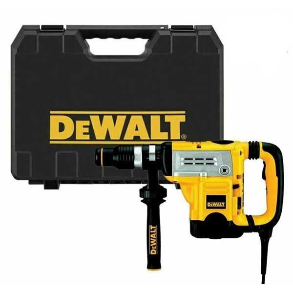 Електропневматска дупчалка 45mm SDS MAX DeWALT D25601K